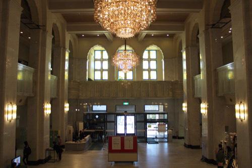 0104:大阪市立美術館 メイン
