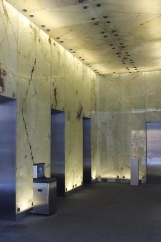 0106:LVMH大阪 エレベーターホール