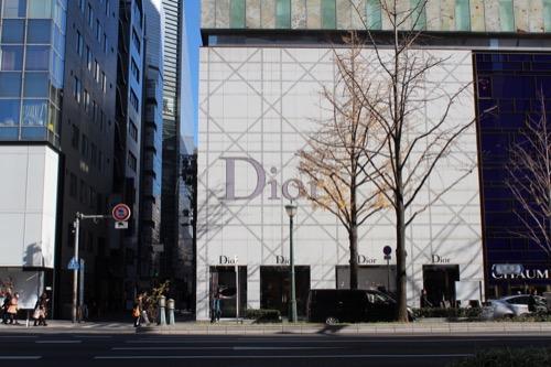 0106:LVMH大阪 Dior心斎橋①