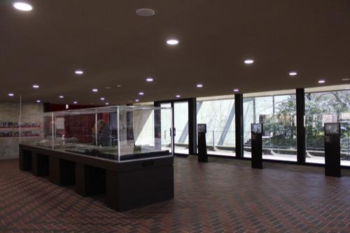 0107:EXPO'70パビリオン 階段先の展示入口