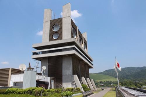 0110:奈良県庁舎 屋上①