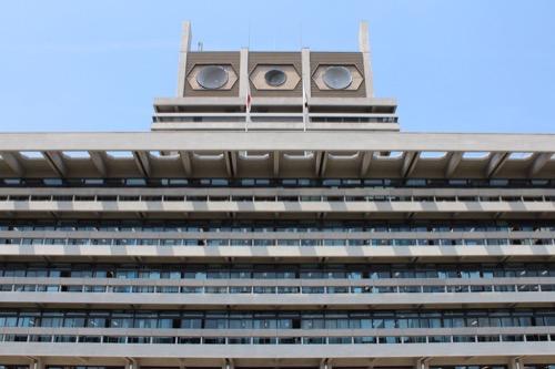 0110:奈良県庁舎 主棟③