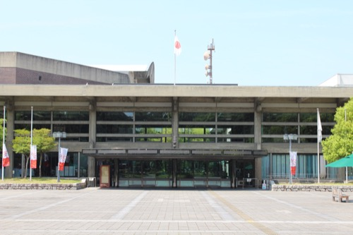 0111:奈良県文化会館 メイン