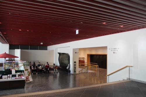 0114:東大寺総合文化センター 金鐘ホール前ホワイエ