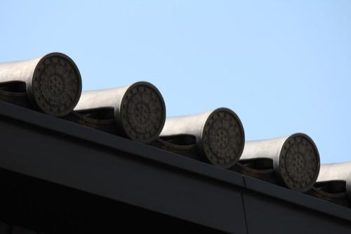 0114:東大寺総合文化センター 瓦部分②