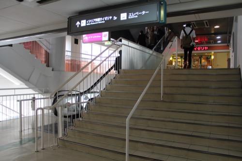 0115:奈良近鉄ビル 上階フロア②