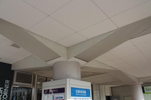 0115:奈良近鉄ビル 西側入口