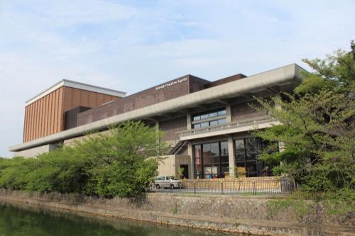 0116:ロームシアター京都 西側外観①