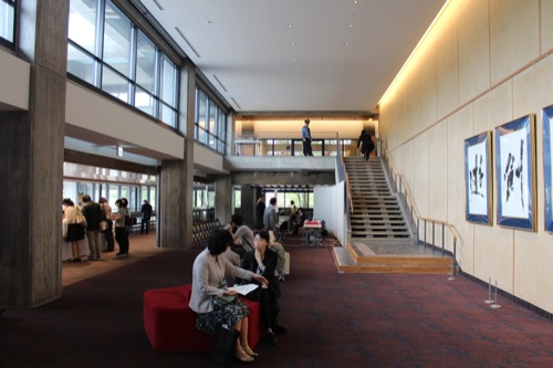 0116:ロームシアター京都 2・3階吹き抜け