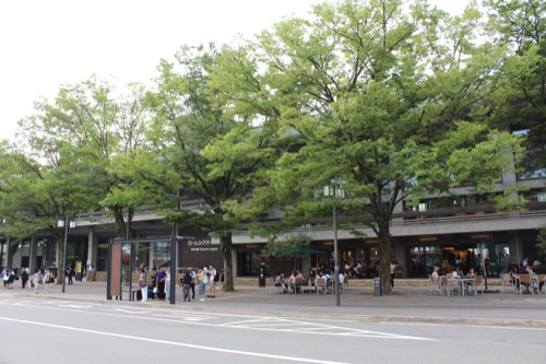 0116:ロームシアター京都 平安神宮側から②