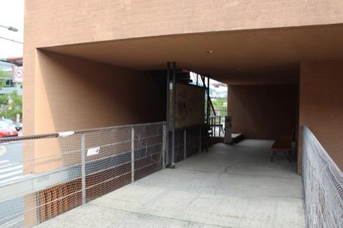 0117:細見美術館 3階への廊下