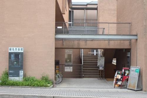 0117:細見美術館 エントランス①