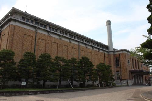 0119:京都市美術館 東側外観①