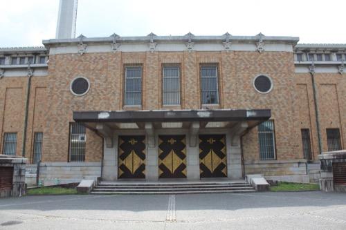 0119:京都市美術館 東側外観②
