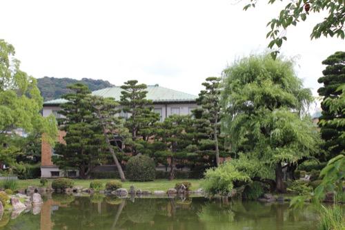 0119:京都市美術館 日本庭園