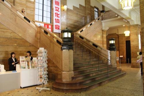 0119:京都市美術館 1階内観②