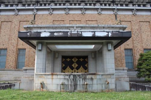 0119:京都市美術館 南側外観②
