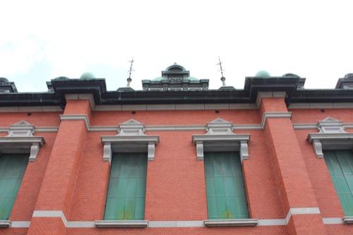 0120:京都文化博物館別館 中庭②