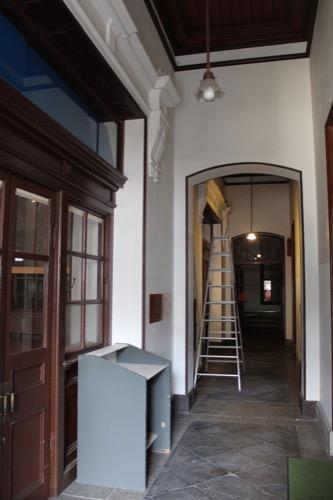 0120:京都文化博物館別館 西側廊下