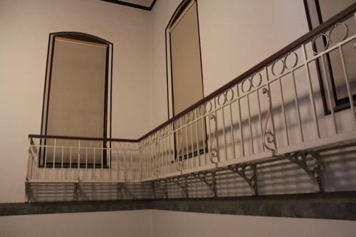 0120:京都文化博物館別館 螺旋階段③
