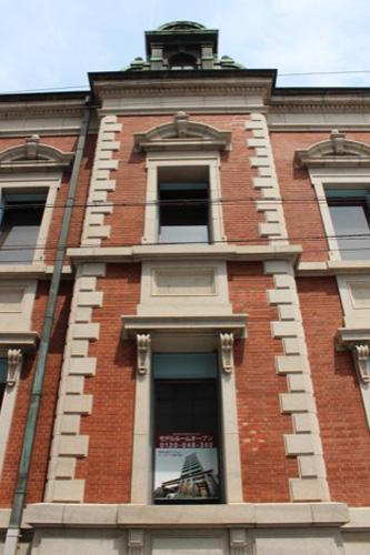 0121:中京郵便局 東洞院通から③
