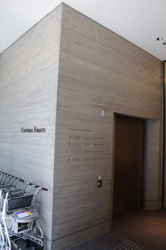 0122:京都八百一本館 エレベーターホール