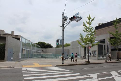 0123:京都府立陶板名画の庭 入口①