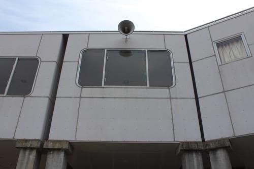 0129:直島中学校 メタボリズムのようなユニット