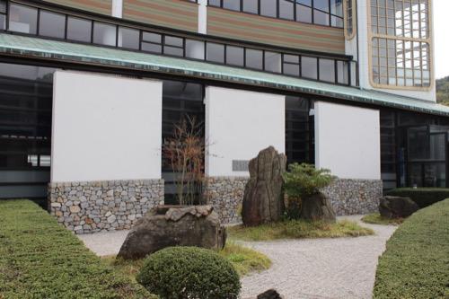 0130:直島町役場 前庭①
