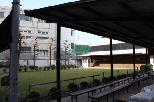 0132:香川県立武道館 西側にある弓道場②