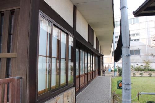 0132:香川県立武道館 西側にある弓道場①