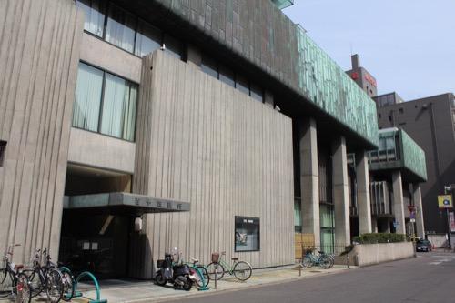 0134:百十四銀行本店 東側外観