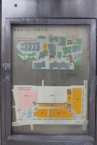0135:坂出人工土地 人工土地の案内図