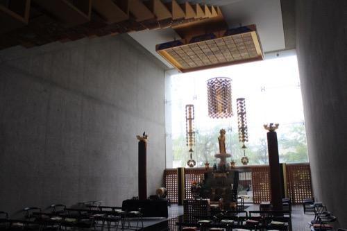 0136:西園寺 本堂内部②