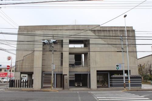0136:西園寺 納骨堂外観