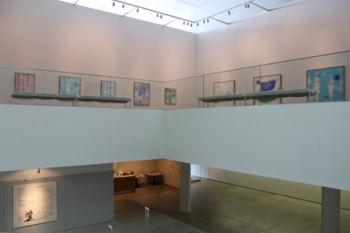 0137:丸亀市猪熊弦一郎現代美術館 中央展示室①