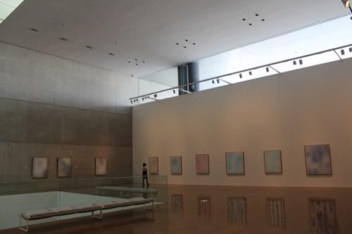 0137:丸亀市猪熊弦一郎現代美術館 中央展示室②