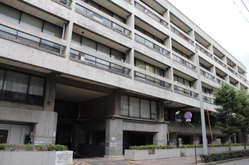 0138:岡山県庁舎 西館②