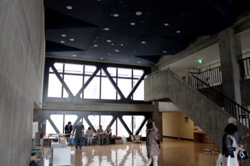 0140:岡山県天神山文化プラザ ロビー①