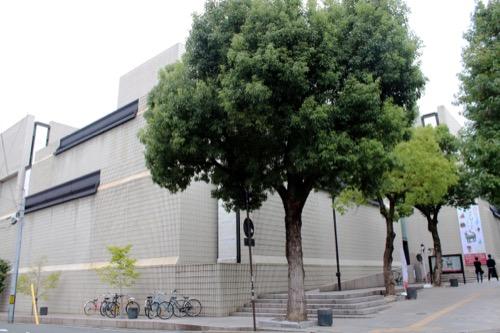 0141:岡山市立オリエント美術館 外観①