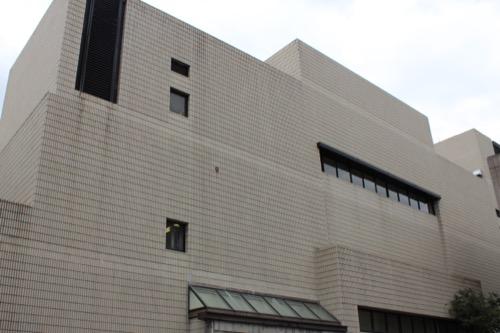 0141:岡山市立オリエント美術館 外観③