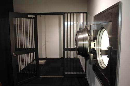 0143:ルネスホール 旧金庫室の部屋