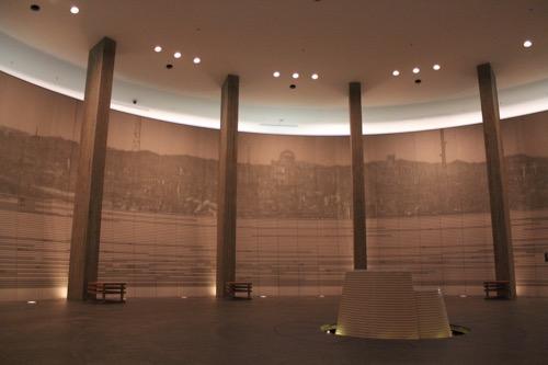 0144:国立広島原爆死没者追悼平和祈念館 メイン