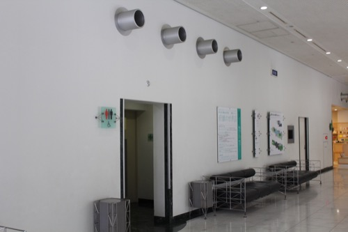 0145:広島市現代美術館 エントランスホール③