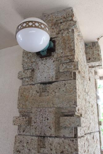 0152:ヨドコウ迎賓館 大谷石の彫刻①
