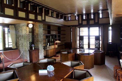 0152:ヨドコウ迎賓館 2階応接間①