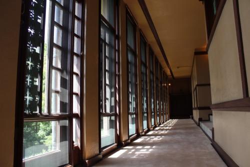 0152:ヨドコウ迎賓館 3階廊下