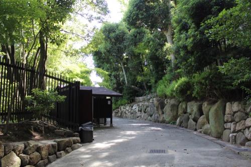 0152:ヨドコウ迎賓館 正門から迎賓館まで①