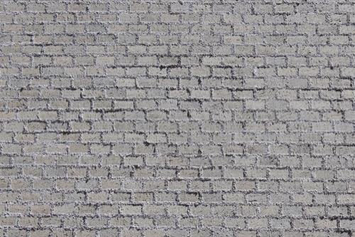 0156:松柏美術館 レンガ調の外壁