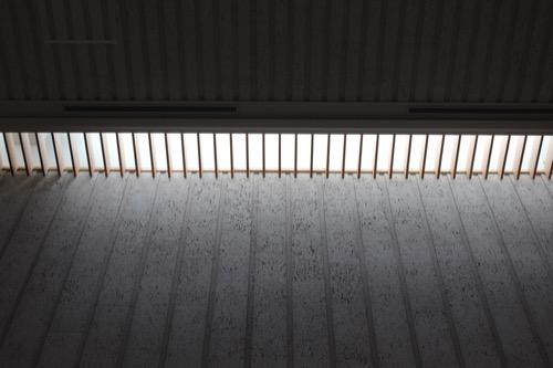 0157:岐阜県美術館 美術館ホール天井②